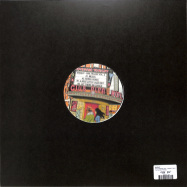 Back View : B-Squit - PIPA TRAXXX VOL. 2 (VINYL ONLY) - Pipa Records / PIPA002