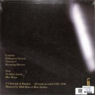 Back View : Christoph De Babalon - RECURRING HORRORS (LP) - A Colourful Storm / Acolour030