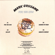 Back View : Mark Grusane - FOR THE KIDS - Bless You / BLESSYOU004