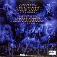 Back View : Doro - WARLOCK - TRIUMPH AND AGONY LIVE (LP/BLACK&WHITE) - Rare Diamonds Productions / RDP0024-V