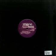 Back View : Monobox - THE REMIXES VOL 4 - Logistic / log040