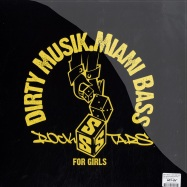 Back View : Dirty Musik & the Crap Guyz - THE UNCATCHABLE ROUND 2 - Dirty Musik / Dym007
