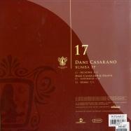 Back View : Dani Casarano - RUMBA EP - Whirlpoolsex Music / wpsm017