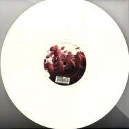 Back View : Kane Roth - FULLNESS (WHITE VINYL) - Groom Rec. / grm004