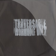 Back View : Unknown - TRAVERSABLE WORMHOLE VOL.7 (GREEN MARBLED VINYL) - tw07t