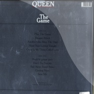 Back View : Queen - THE GAME (LP) - Parlophone / 6848611