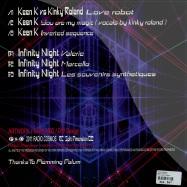 Back View : Radio Cosmos - Split Dimension 2 - Radio Cosmos / RCSD02