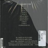 Back View : Felix Kubin - TXRF (CD) - Its / Its008CD