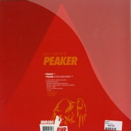 Back View : Jan Driver - PEAKER - Boys Noize / BNR080