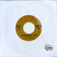 Back View : Harmonica Paul - MOTHERLESS CHILD (7 INCH) - Neches Music / tr144