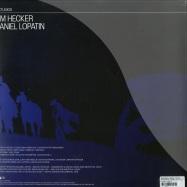 Back View : Tim Hecker & Daniel Lopatin - INSTRUMENTAL TOURIST (2X12 LP + CD) - Software Records / SFT017 / 3719275