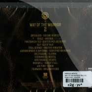 Back View : Various Artists - WAY OF THE WARRIOR TWO (CD) - Shogun Audio / shacd008