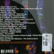 Back View : Matt Tolfrey & Ryan Crosson Pres - DONT BE LEFTOUT (CD) - Leftroom / Leftcd005