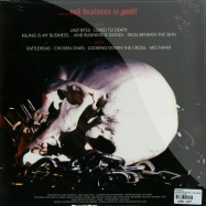 Back View : Megadeath - KILLING IS MY BUSINESS... AND BUSINESS IS GOOD! (180GR VINYL) - Universal / 9962331