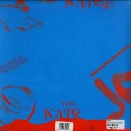 Back View : The Knife - SHAKEN UP (RED / BLUE 180G 2X12 LP + CD) - Rabid Records / Rabid056LP / 39220351