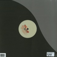 Back View : Pedestrian & Jasperdrum - ORIGINS / KALAKUTA (ALIX PEREZ REMIX) (RED MARBLED VINYL) - 2nd Drop Records / 2ndrp12031