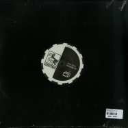 Back View : Sasha Kaktus - KIPONESIKZ EP (VINYL ONLY) - Subotnik / SUB012