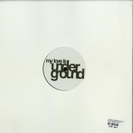 Back View : V/A (Hugo LX, Malin Genie, DJ Steaw, Franck Roger) - MLIU 16 (2X12 INCH, 180 G VINYL) - My Love Is Underground / MLIU 16
