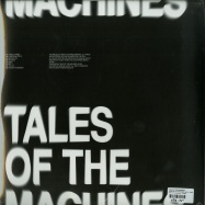 Back View : Tales Of The Machines - TALES OF THE MACHINES (2X12 / VINYL ONLY) - Tales Of The Machines / TOTM01