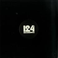 Back View : JMX / Steve Friscvo / Huggett / Jus Jam - BARE TRACKS EP - 124 Recordings / 124R 012