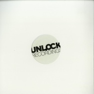Back View : Franco Cinelli - CUTS FROM THE VAULT - Unlock Recordings / Unlock007