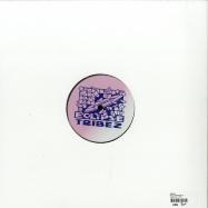 Back View : Cabasa - UNCLE SIGMUNDS EP - Eclipse Tribez / 01ET