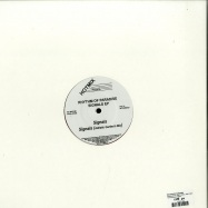 Back View : Rhythm Of Paradise - SIGNALS EP (VINYL ONLY, RED VINYL) - Hotmix Records / HM022