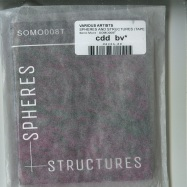 Back View : Various Artists - SPHERES AND STRUCTURES (TAPE / CASSETTE) - Sonic Moire / SOMO008T