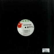 Back View : Distinction - THATS THE WAY I LIKE IT - Hansa / HANSA1216AB