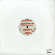 Back View : Julia Govor & Jeroen Search - YOU ARE THE MACHINE EP - Pushmaster Discs / PM020