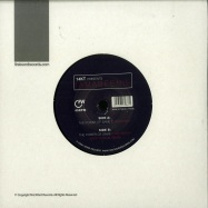 Back View : 14KT - THE POWER OF SAE (7 INCH) - Fist Word Records / FW185