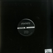 Back View : Gnutron - BLACKDAMP EP - Abstracta Audio / AA-12-EP002