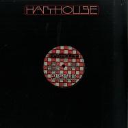Back View : Cybordelics - ADVENTURES OF DAMA 2019 - Harthouse / HHBER001