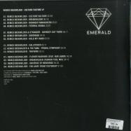 Back View : Remco Beekwilder & more - CULTURE VULTURE (2LP) - Emerald / EMERALD005