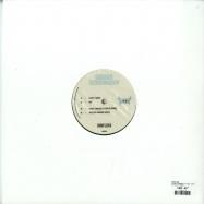 Back View : Dubfluss - SECRET SUNRISE EP (180G / VINYL ONLY) - Krab Records / KRB002