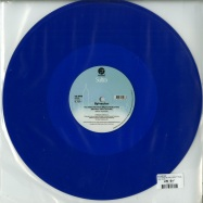 Back View : Sylvester - YOU MAKE ME FEEL (MIGHTY REAL) (BLUE VINYL) - Sultra / SL006.1