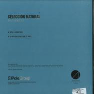 Back View : Seleccion Natural - SPLIT DIDACTICS EP (10 INCH) - PoleGroup / POLEGROUP056
