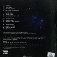 Back View : Hyboid - STRANGE SIGNALS (2LP) - Astro Chicken / AC09