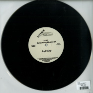 Back View : DJ Qu - DANCE TO MY MISTERY (10 INCH) - Hotmix Records / HM025