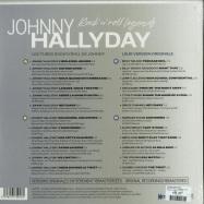 Back View : Johnny Hallyday - ROCK N ROLL LEGENDS (2LP) - Wagram / 3370016 / 05179321