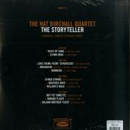Back View : The Nat Birchall Quartet - THE STORYTELLER -  A MUSICAL TRIBUTE TO YUSEF LATEEF (180G 2LP + MP3) - Jazzman / JMANLP115