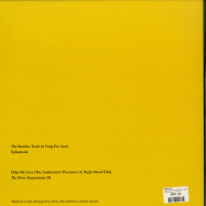 Back View : Rising Sun - EPHEMERAL ESSAYS (VINYL ONLY, HIGH GLOSS VARNISH COVER) - Fauxpas Musik / FAUXPAS032