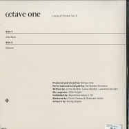 Back View : Octave One - LOCUS OF CONTROL VOL 2 - 430 West / 4W720