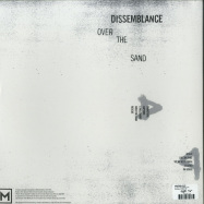 Back View : Dissemblance - OVER THE SAND (LP) - Mannequin / MNQ 136