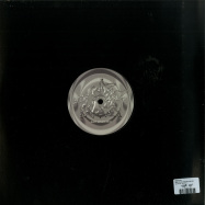 Back View : Reptant - REPTILIAN MAGNETISM EP - Salt Mines / SALT014