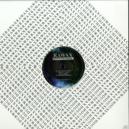 Back View : Rick Wade - ANOTHER GALAXY EP - Rawax Motor City Edition / RMCE013