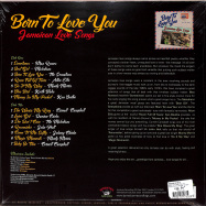 Back View : Various Artists - BORN TO LOVE YOU (LP) - Kingston Sounds / KSLP086 / 05196371