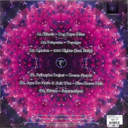 Back View : Various Artists - 10 YEARS OF GLOBAL AURA (PURPLE MARBLED VINYL) - Global Aura Records / GLOBAL005