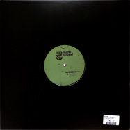 Back View : Burnski - PROCESS (140 G VINYL) - Constant Sound / CS 022
