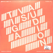 Back View : Tiga vs Audion - THIS IS A DREAM - Turbo Recordings / Turbo207